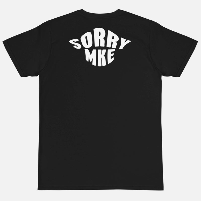 Sorry Milwaukee Funky Tee