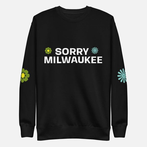 Sorry Milwaukee Retro Crewneck