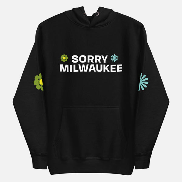 Sorry Milwaukee Retro Hoodie