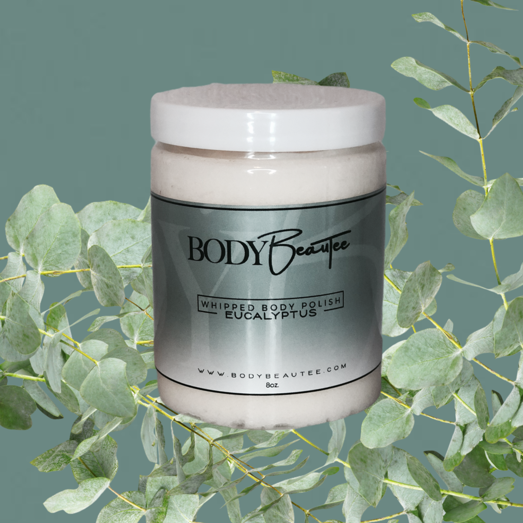 Whipped Body Polish Eucalyptus