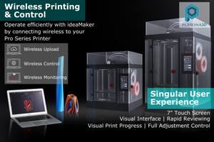 Wireless Printing & Control & Singular User Experience