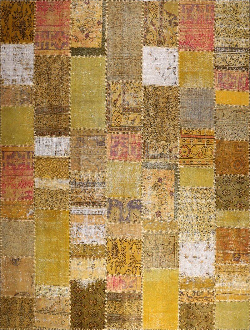 Confetti Wool/Art Silk Rug limited edition