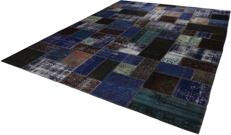 Patchwork Collection Kilim 8'0''x10'1''