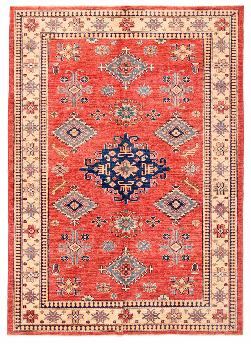 Kazak - Super Wool Rug 5'7''x7'7''