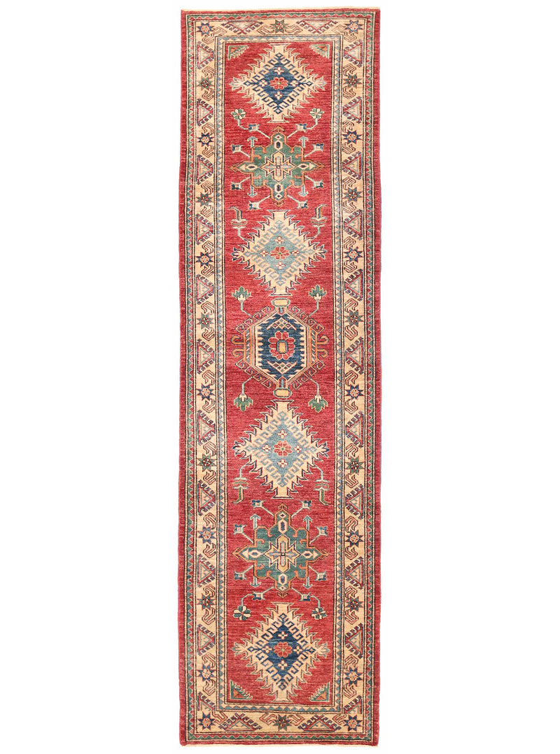 Kazak - Super Wool Rug 2'8''x10'1''