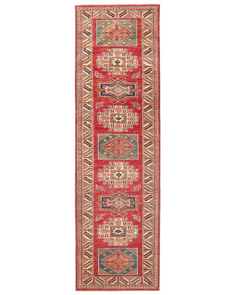 Kazak - Super Wool Rug 2'8''x9'4''