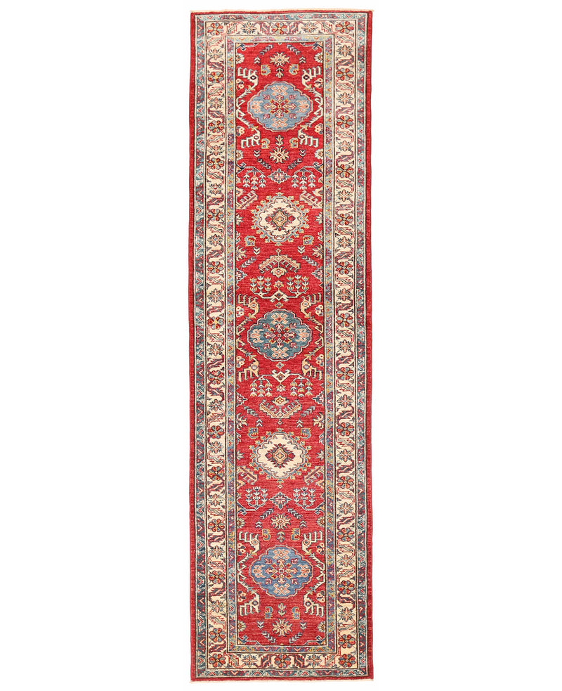 Kazak - Super Wool Rug 2'6''x9'5''
