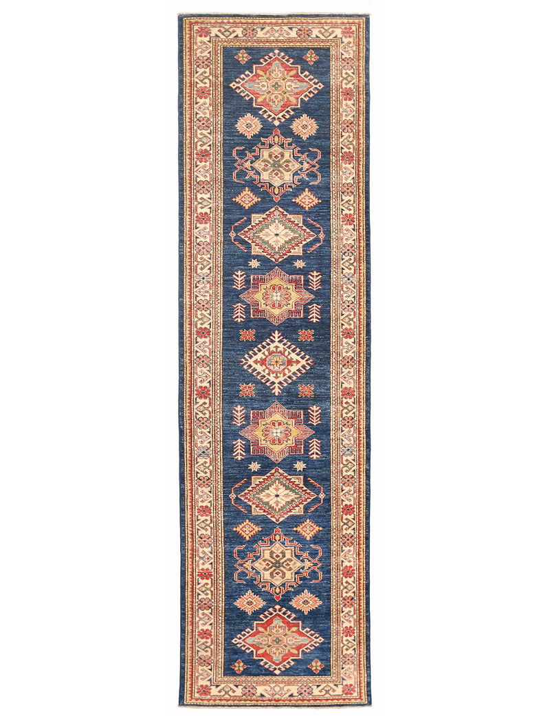 Kazak - Super Wool Rug 2'8''x9'10''