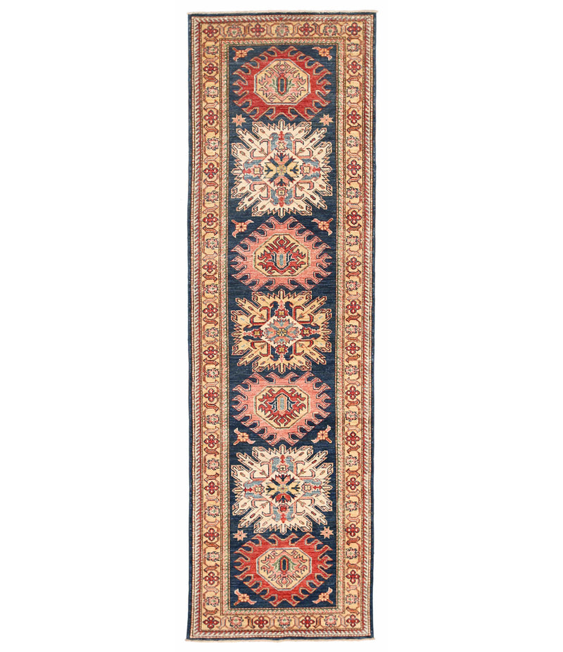 Kazak - Super Wool Rug 2'6''x8'9''