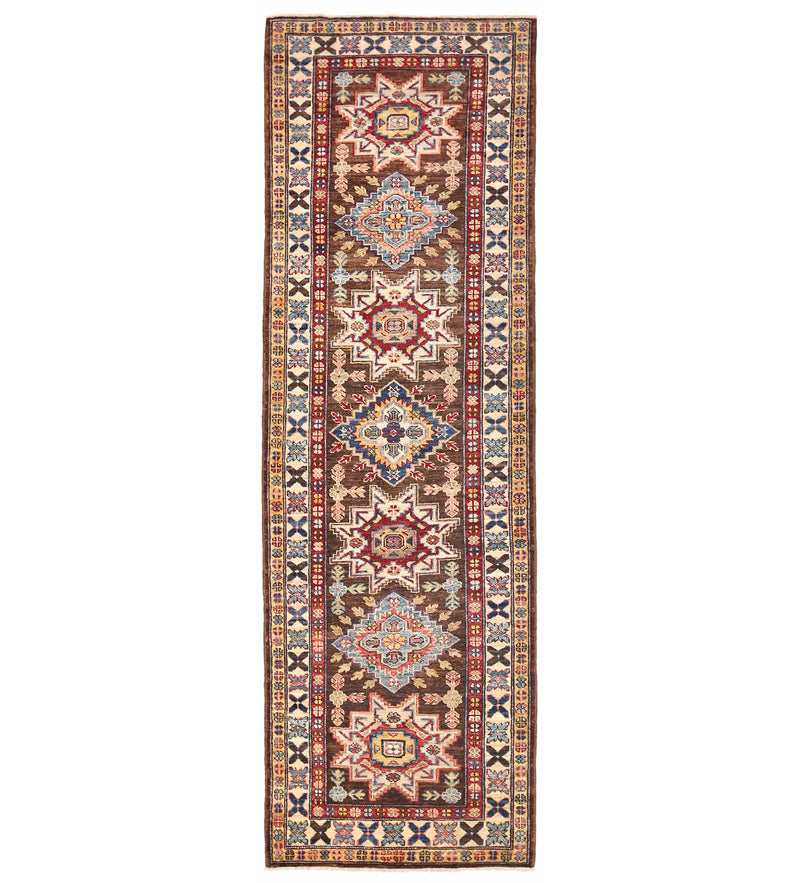 Kazak - Super Wool Rug 2'6''x7'11''