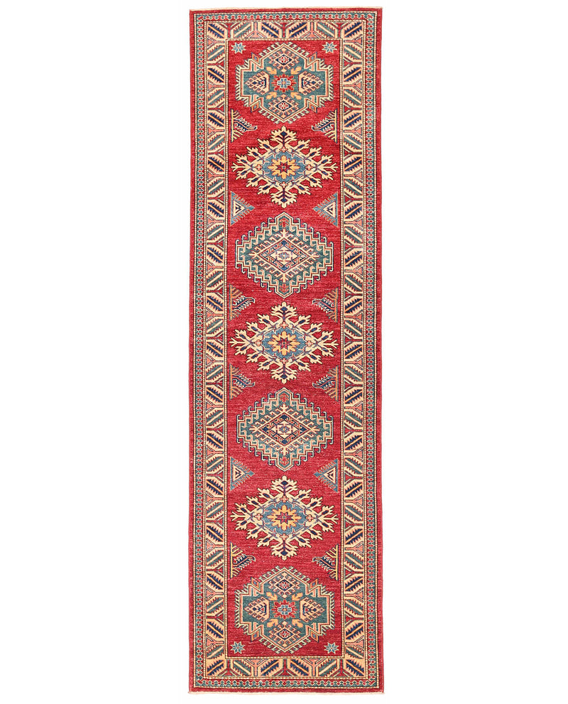 Kazak - Super Wool Rug 2'7''x9'6''