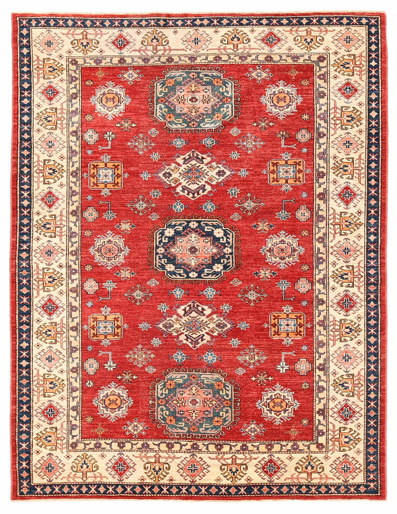Kazak - Super Wool Rug 5'10''x7'8''