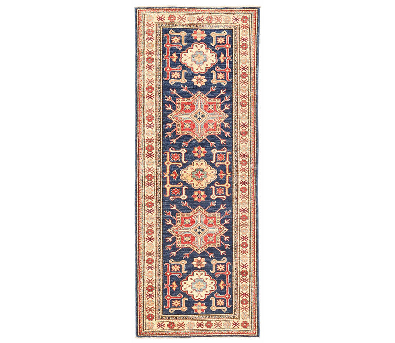 Kazak - Super Wool Rug 2'5''x6'6''