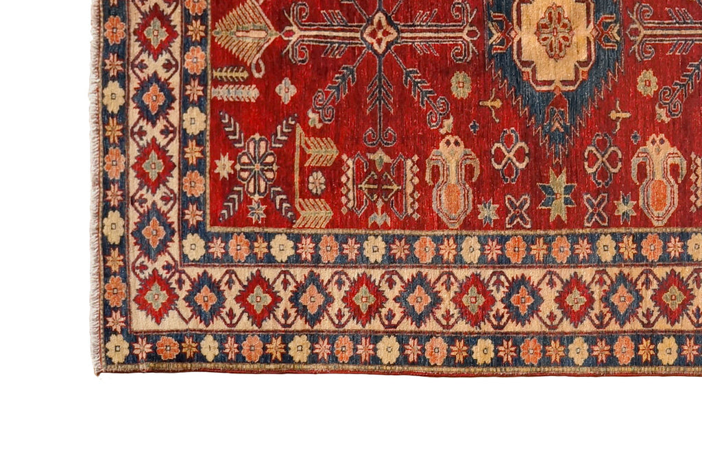 Kazak - Super Wool Rug 5'7''x7'3''
