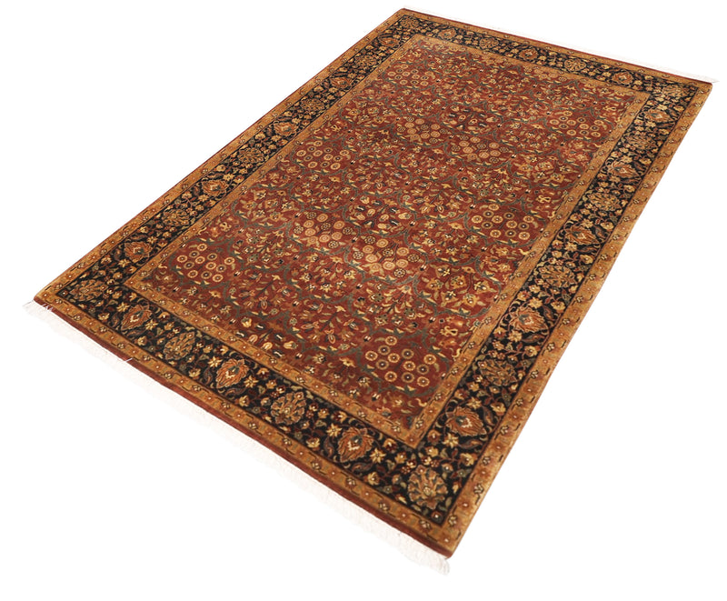 Farahan Collection Rug 4'2''x6'2''