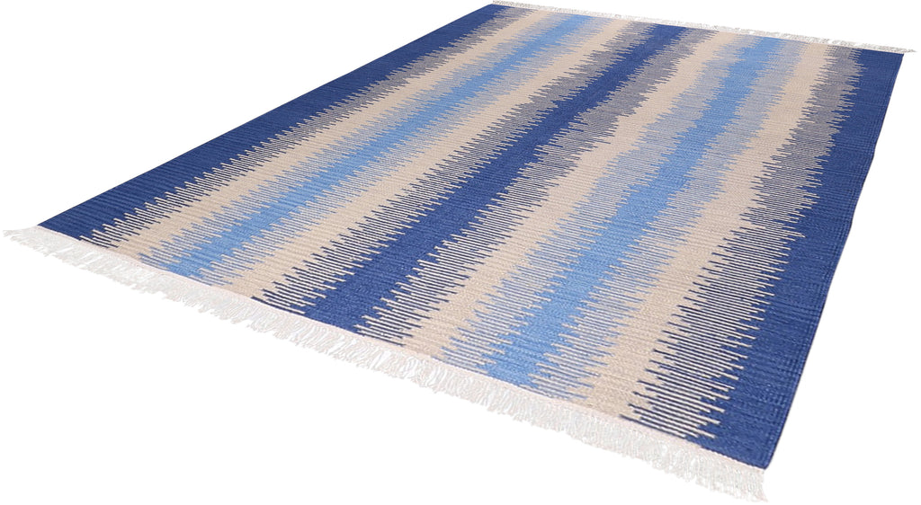Dhurry Wool Rug 4'8''x6'8''