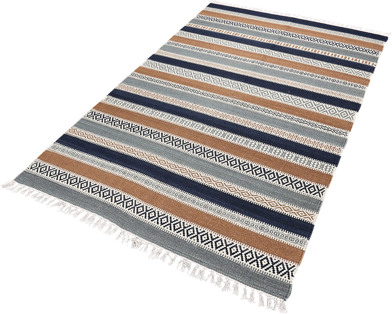 Hind Collection Kilim 3'2''x4'11''