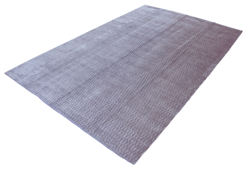 Fresh Collection Rug in Silver Grey
