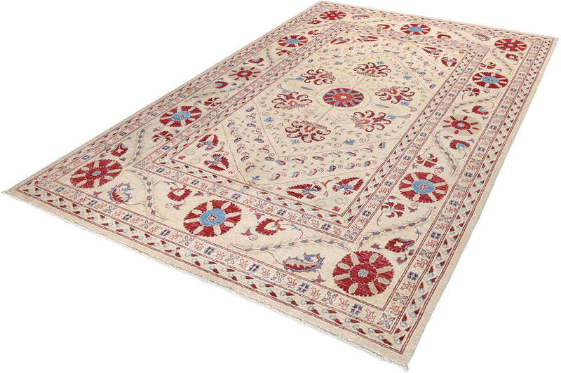 Semerkand Collection Rug 6'6''x9'4''