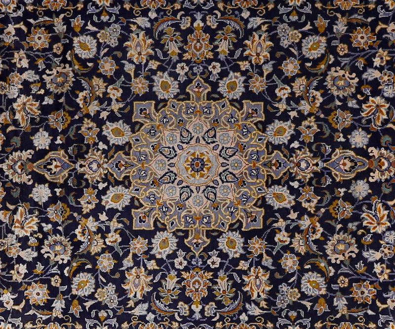 Persian - Reclaimed Wool Rug 8'2''x11'8''