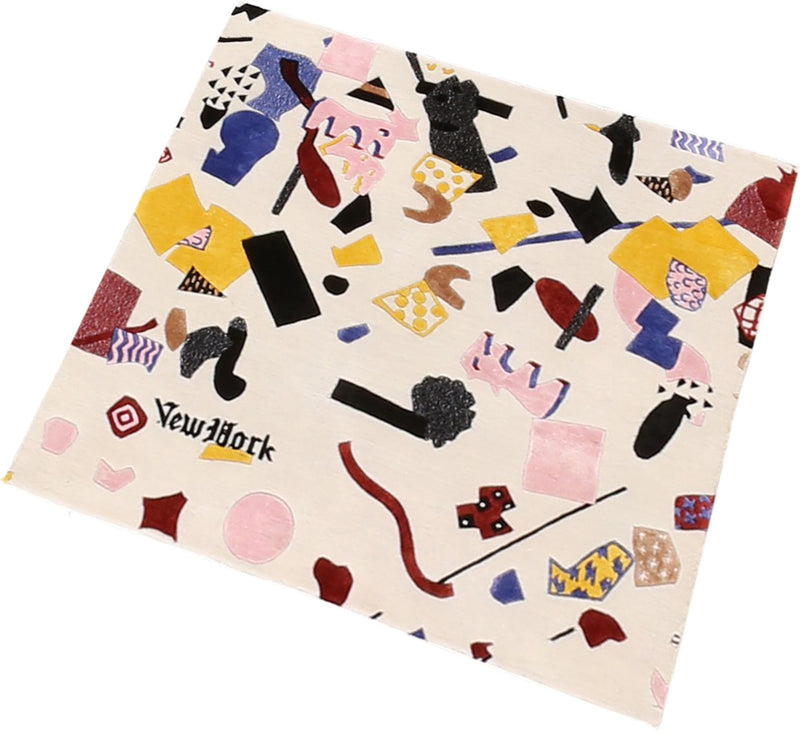 Confetti Limited Edition Rug 3'0''x3'0''