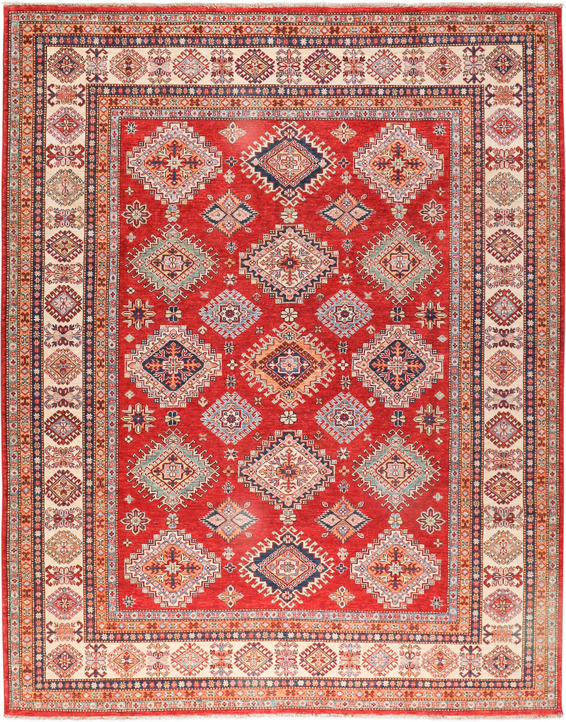 Kazak - Super Wool Rug 8'1''x10'4''