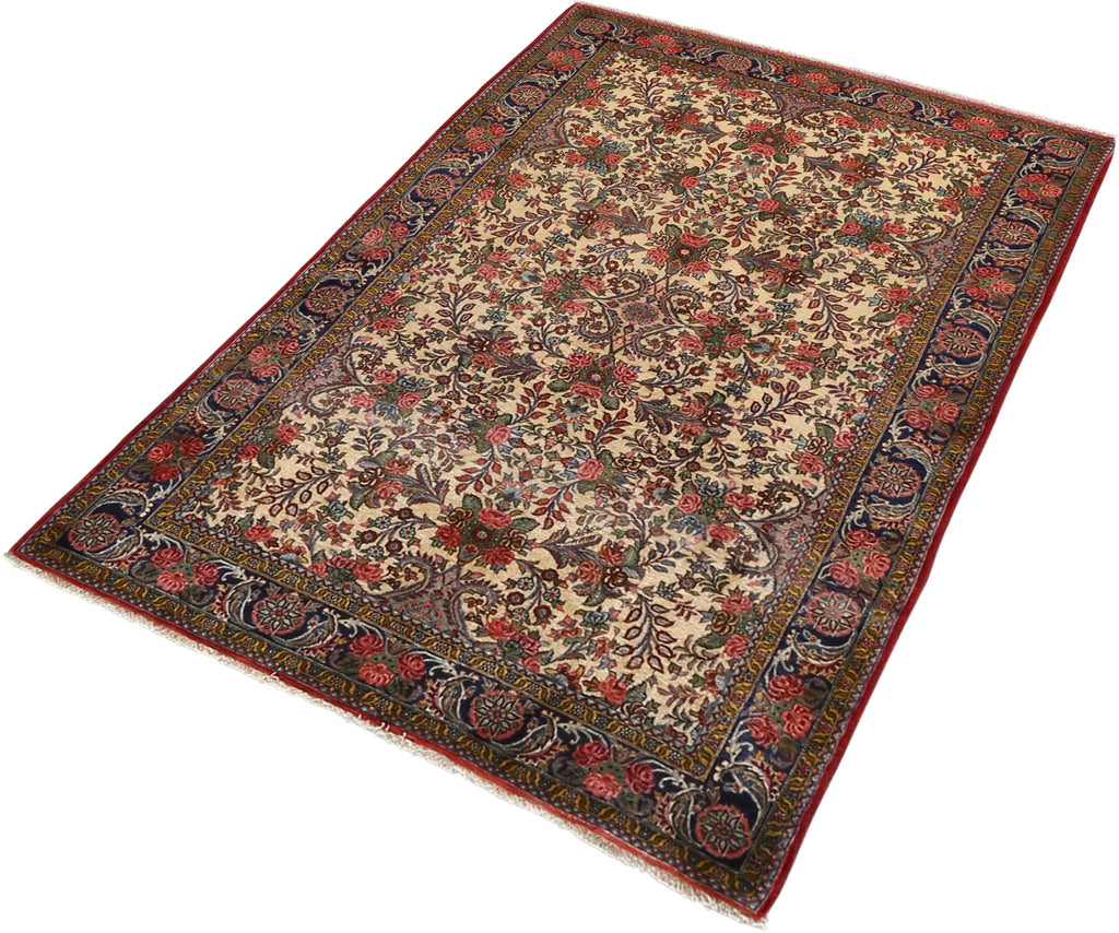 Persian - Luxury Wool Hand Knotted 4'6''x7'0''