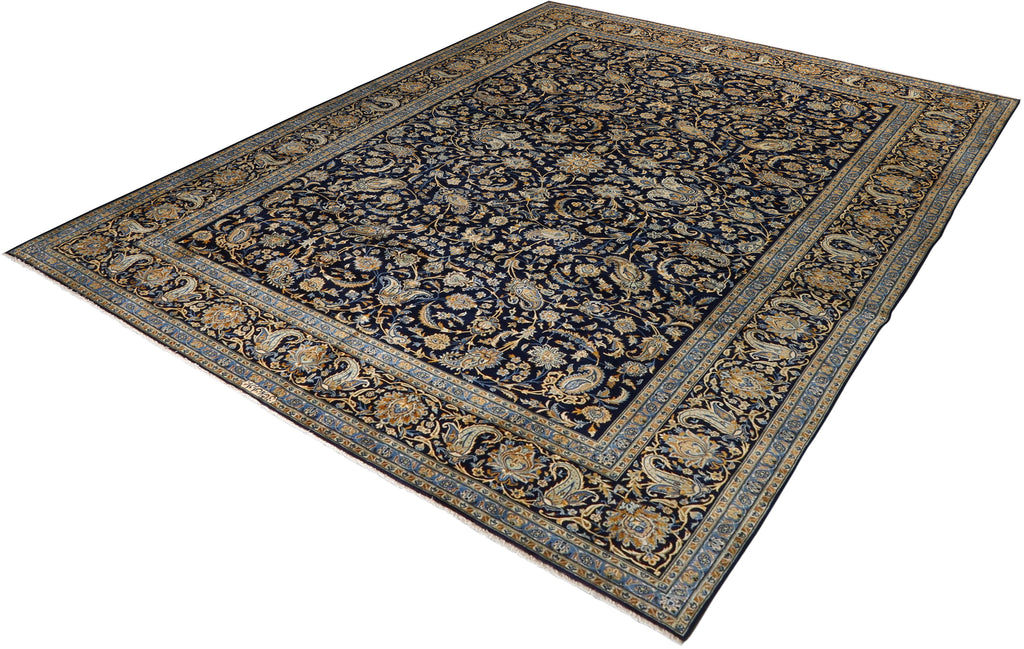 Persian - Luxury Wool Rug 9'8''x12'9''