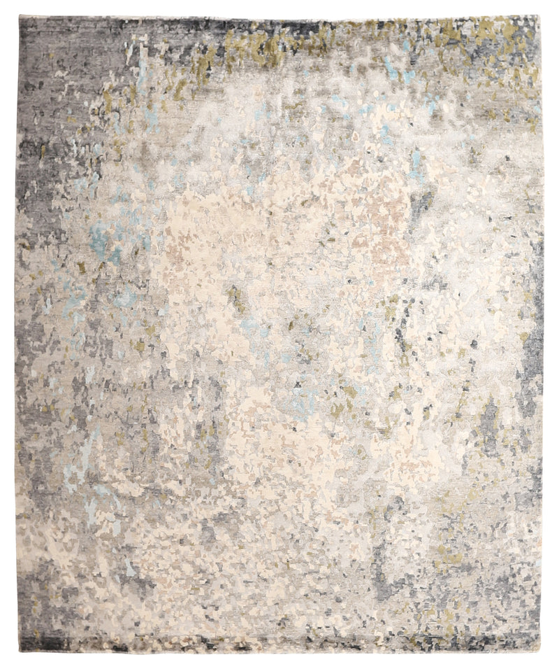 Yamur Collection Wool Rug 8'2''x9'10''