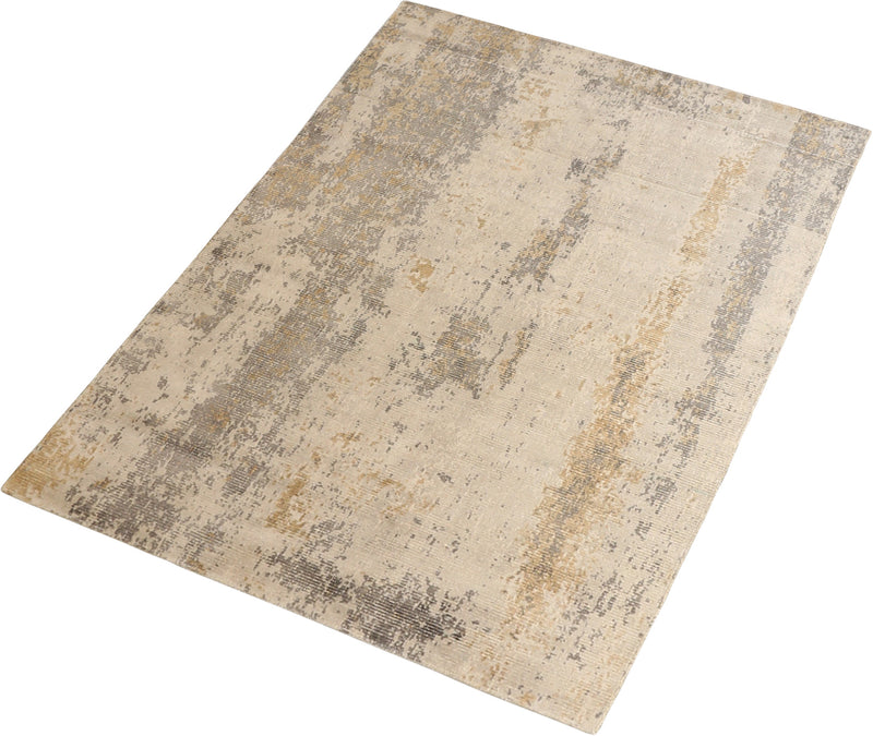 Jatte Collection Wool/Viscose Rug 5'0''x8'0''