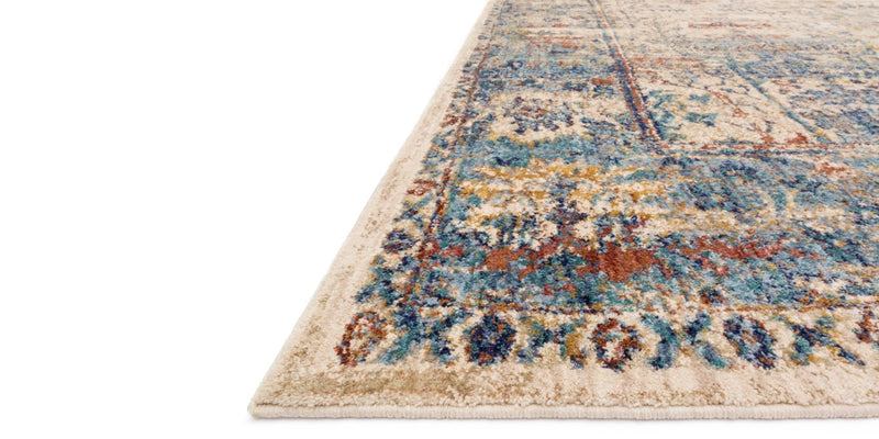 ANASTASIA Collection Rug  in  SAND / LT. BLUE