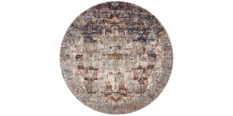 ANASTASIA Collection Rug  in  SLATE / MULTI
