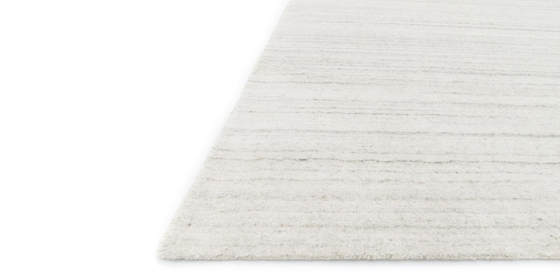 BARKLEY Collection Wool/Viscose Rug  in  IVORY