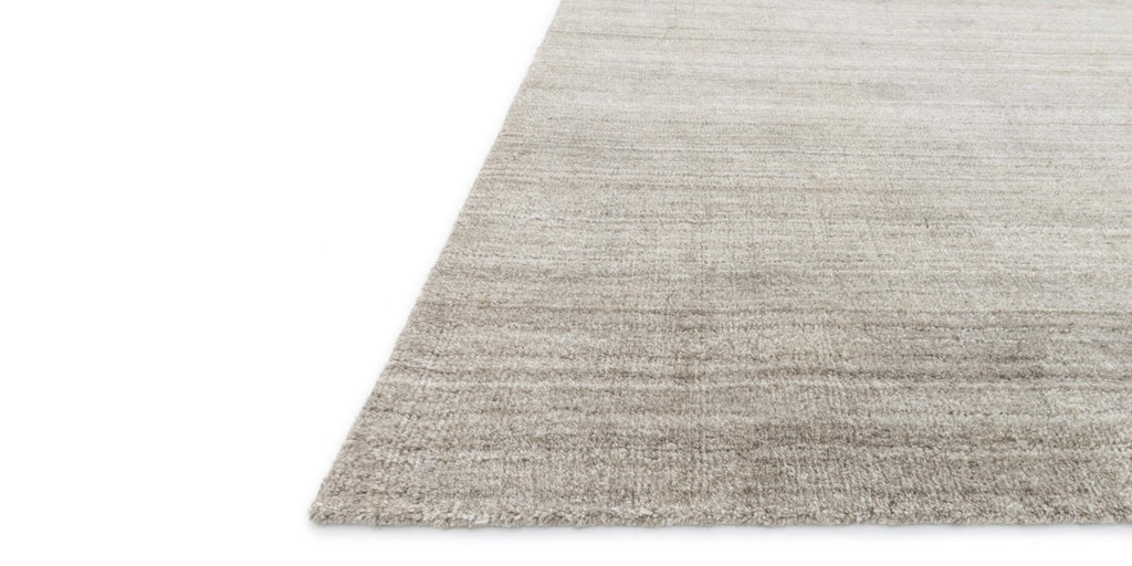 BARKLEY Collection Wool/Viscose Rug  in  MOCHA