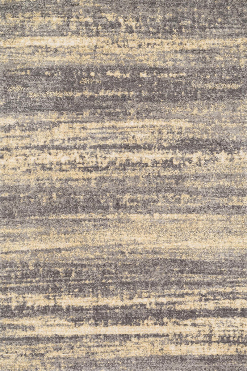 VENICE BEACH Collection Rug  in  IVORY / SMOKE