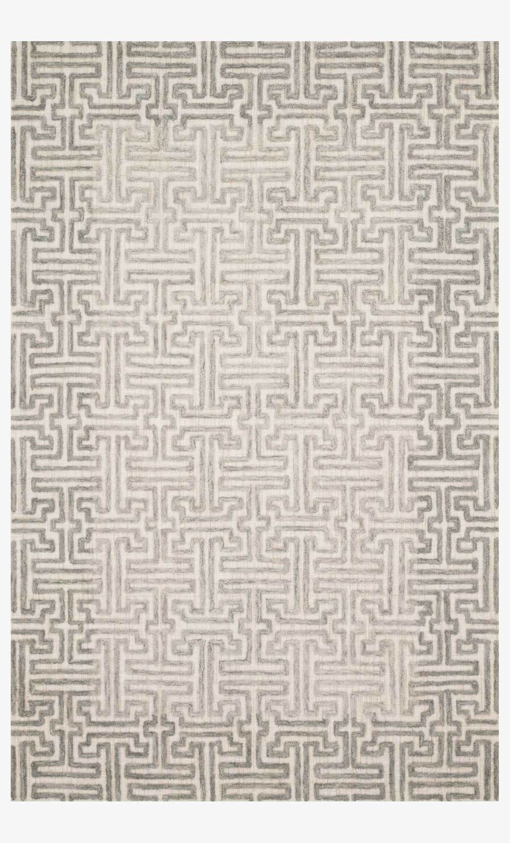 Ehren Collection Rug in Stone / Sand