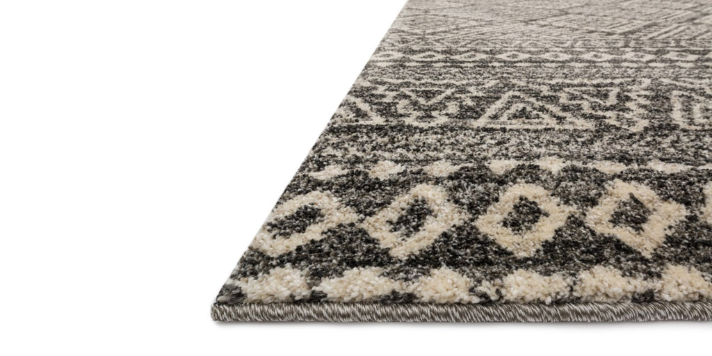 EMORY Collection Rug  in  GRAPHITE / IVORY