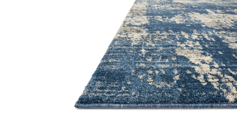 EMORY Collection Rug  in  BLUE / GRANITE