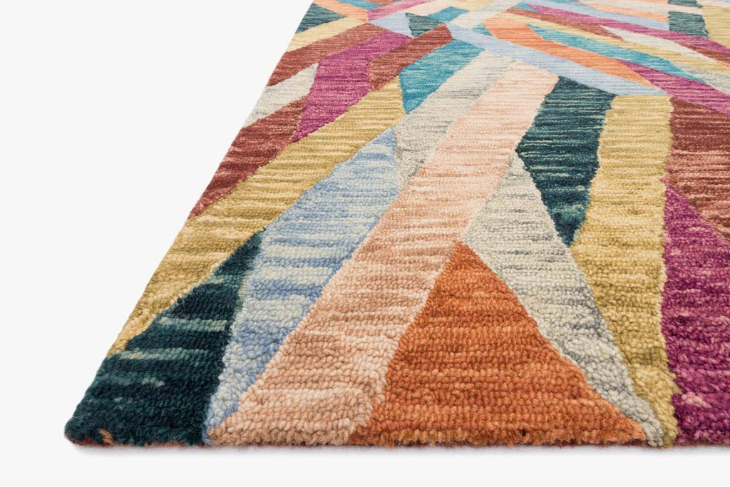 HALLU Collection Rug  in FIESTA / MULTI