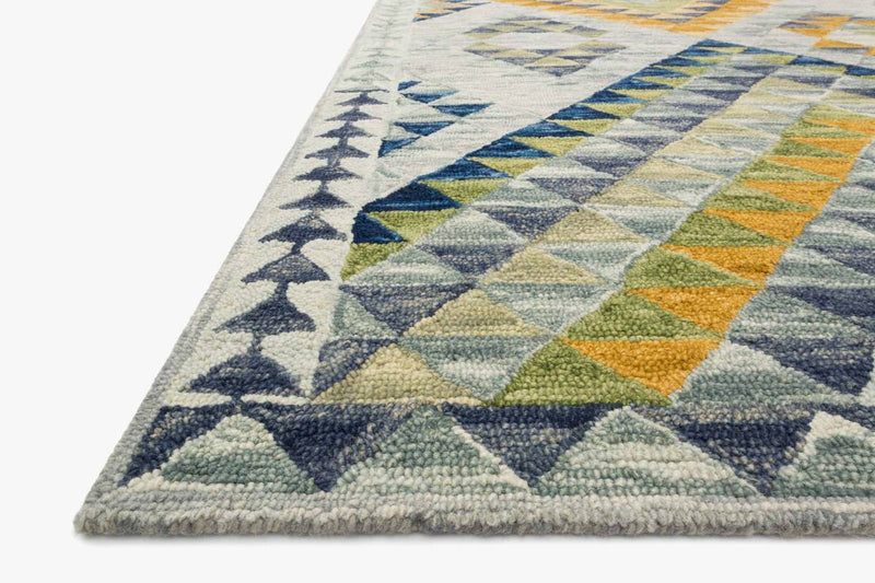 HALLU Collection Rug  in SPA / GOLD