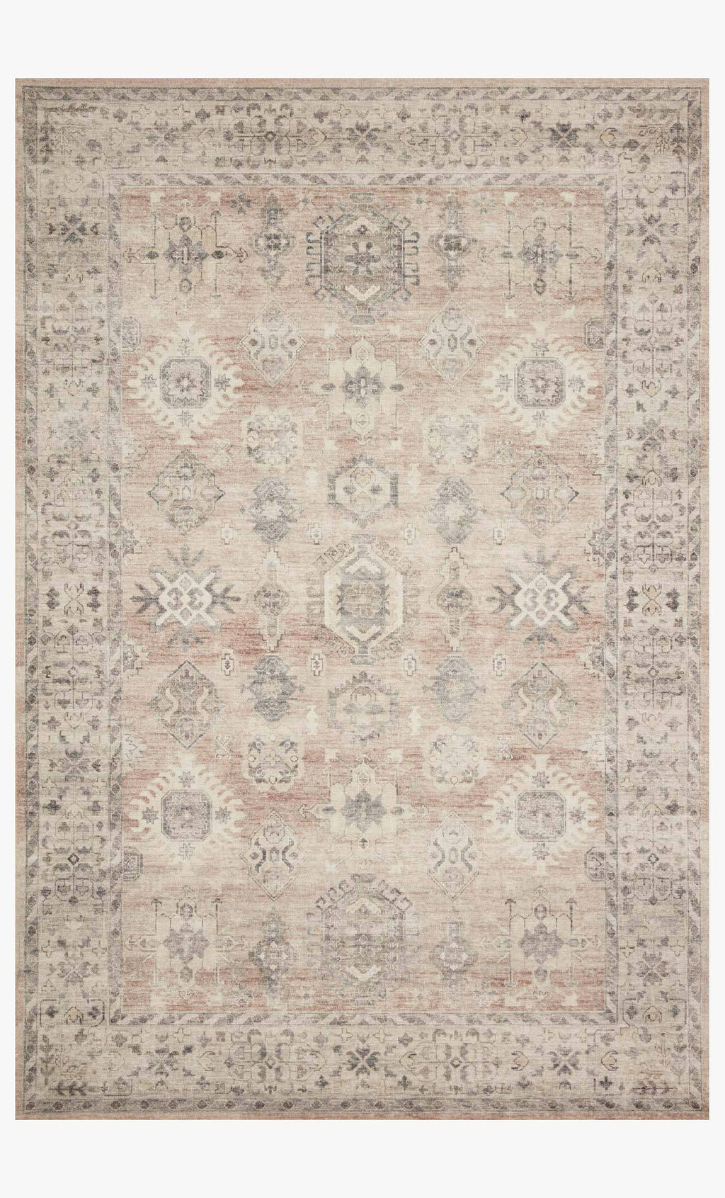 Hathaway Collection Rug in Java / Multi