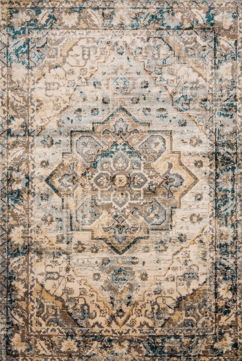 Antique Anatolian Wool Rug 3'8''x5'5''