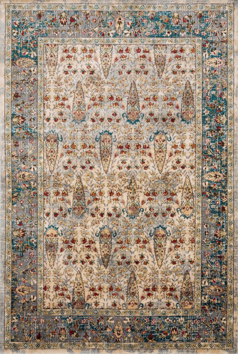 Oushak Collection Rug 2'1''x4'10''