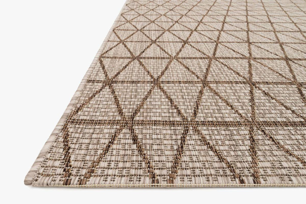 ISLE Collection Rug  in  BEIGE / MOCHA