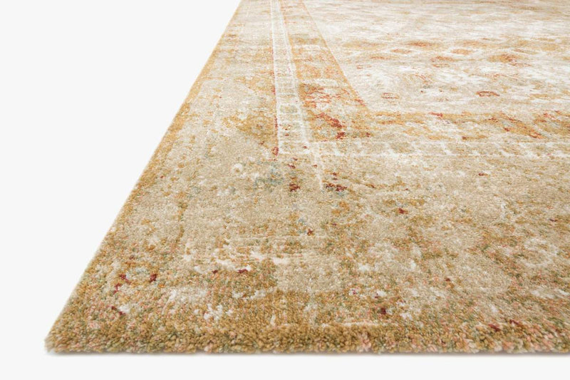 James Collection Rug in SPICE / GOLD