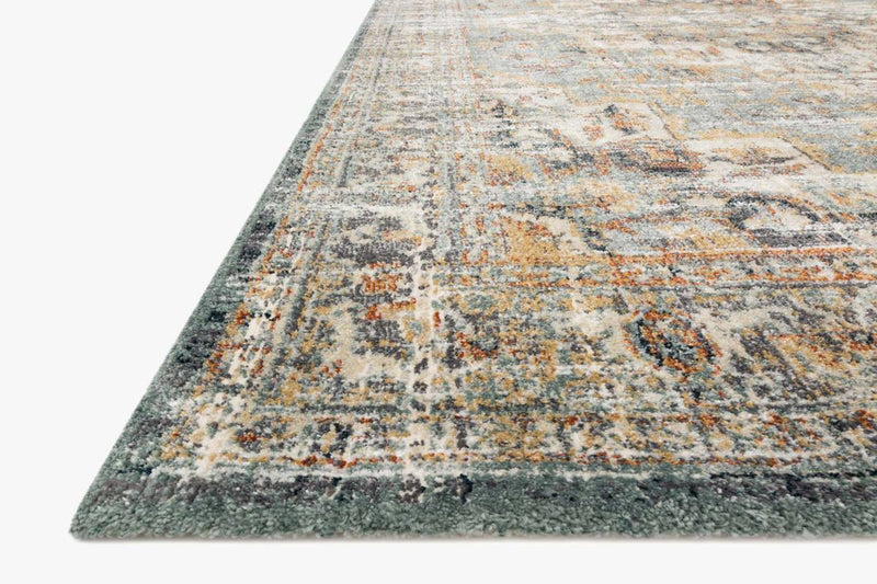 James Collection Rug in SKY / MULTI