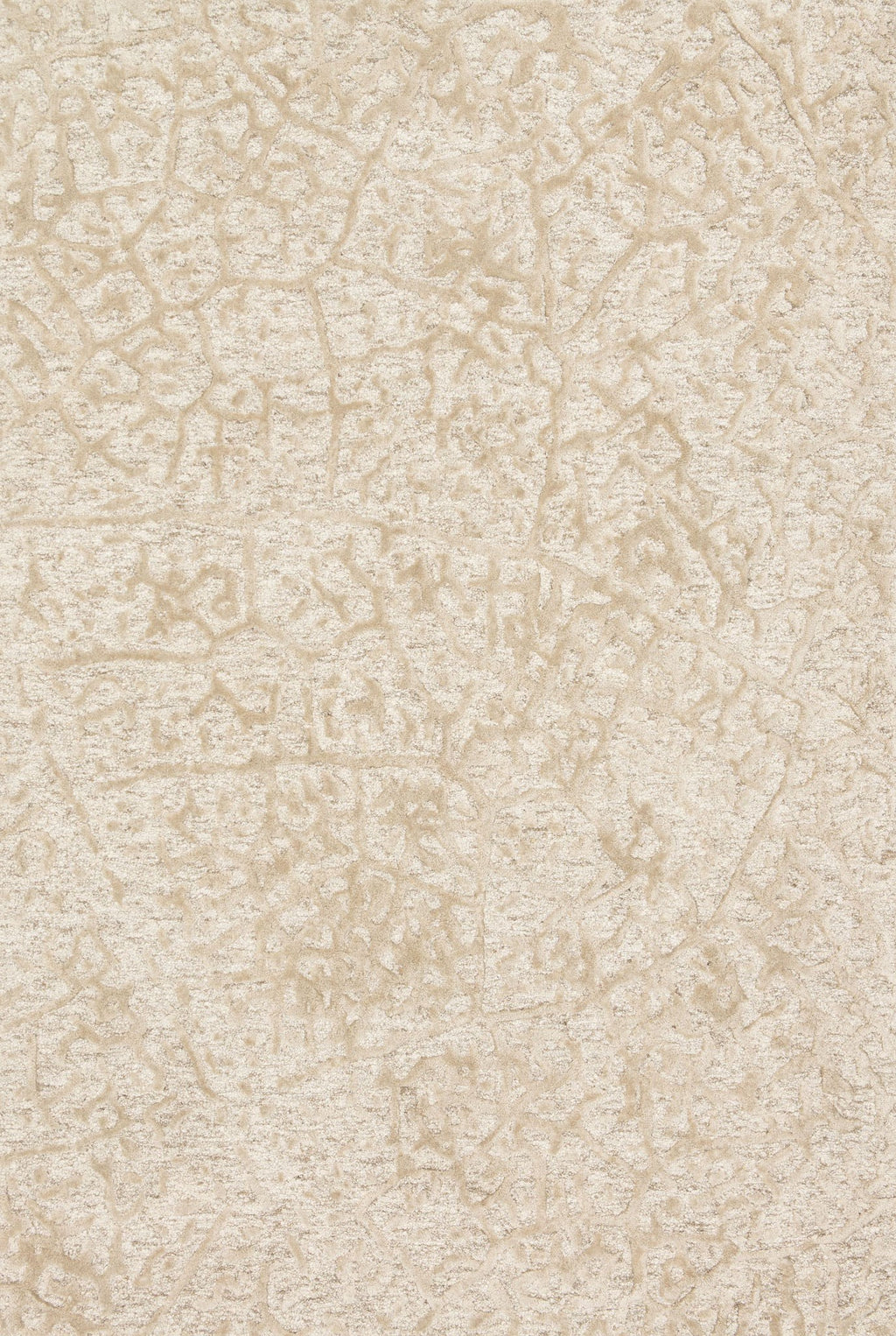 JUNEAU Collection Rug  in  ANT IVORY / BEIGE Beige Small Hand-Tufted Viscose
