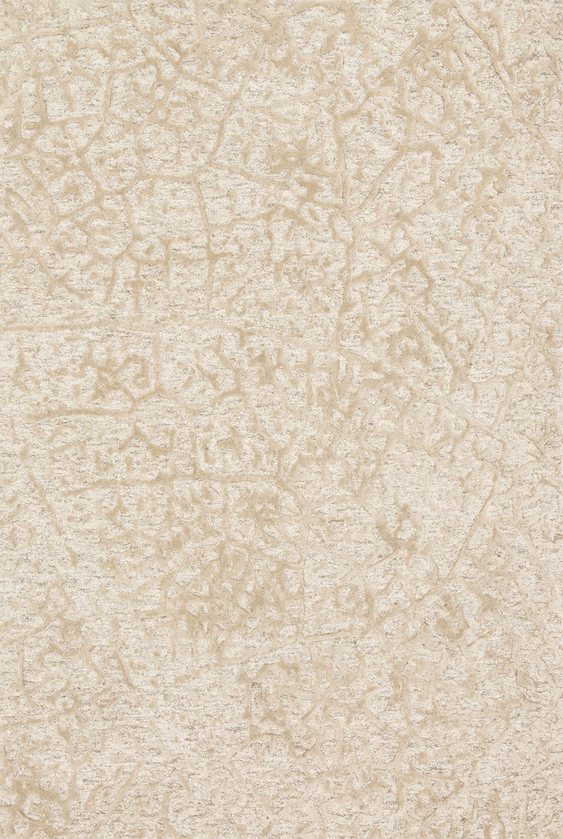 ORIAN SHAG Collection Rug  in  IVORY