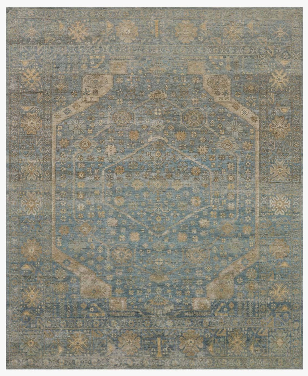 Legacy Collection Rug in OCEAN