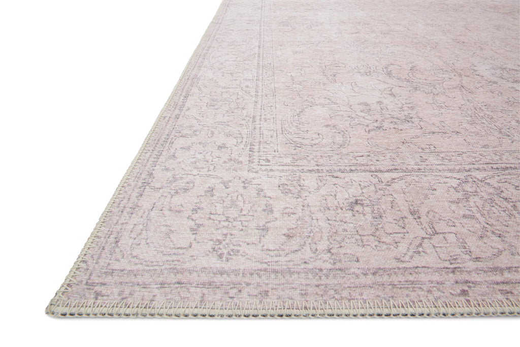 LOREN Collection Rug  in  SAND Beige Accent Power-Loomed Polyester